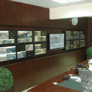 Providing control rooms