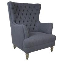 Wingback Chair   Bruin Blog