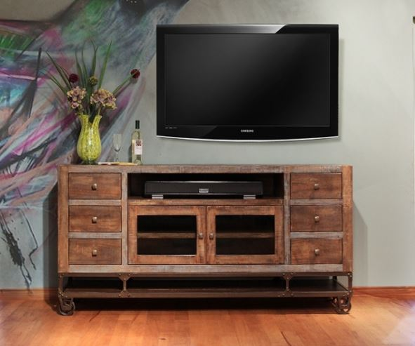 Urban Chic Media Cabinets Horizon Home Furniture