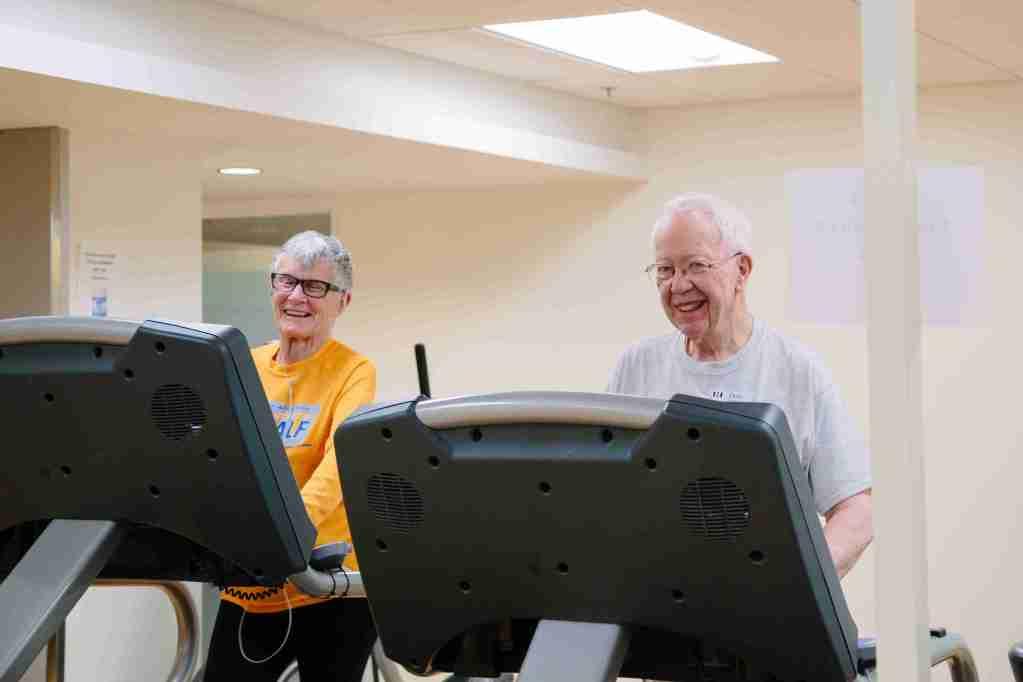 Horizon House, Retirement Community, senior living seattle, retirement living, retirement community, Fabulous Fitness Center