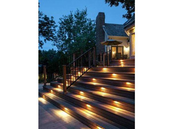 Outdoor Low Voltage Landscape Lighting
