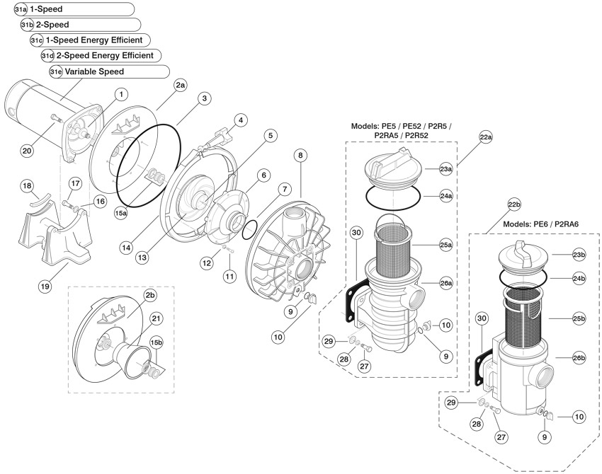 pool filter electrical requirements