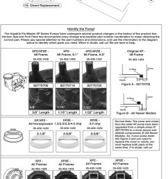 spa pump motor wiring diagram pictures [ 850 x 2053 Pixel ]