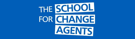 The School for Change Agents logo