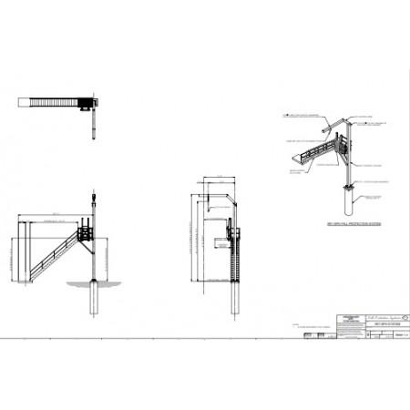 #FPS.ARSPH: ARSPH Tri-Truss Horizontal Beam Rail System