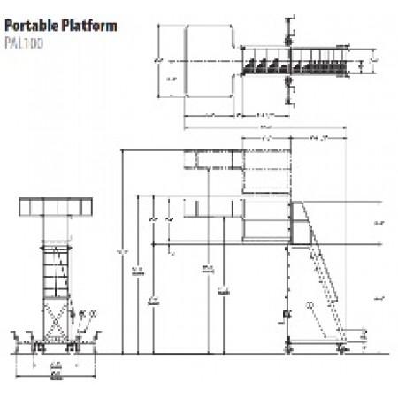 #FPS.PossumSPH: PSPH Portable Tri-Truss Horizontal Beam