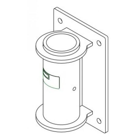 #DB.7400225:SecuraSpan bolt on vertical base for stanchion