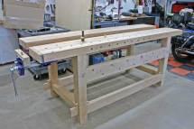 Garage Workbench Ideas Plans