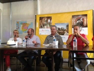 Vendredi 8 juin - Rencontre Littéraire Juan Madrid Maurice Gouiran