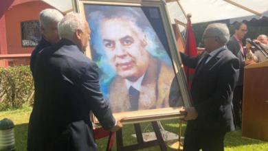 Photo of بالصور .. اليوسفي يكرم أحمد القادري في مؤسسة الزرقطوني