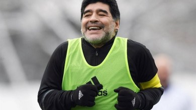 Photo of أسطورة كرة القدم الأرجنتينية يخضع لعملية جراحية