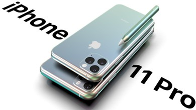 "Photo of آبل تكشف عن هاتفها الجديد ""آيفون 11 برو"""