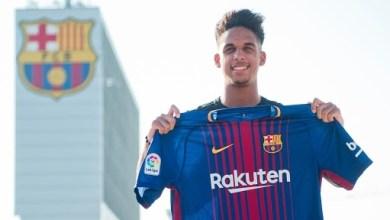 "Photo of اصابة لاعب فريق برشلونة ""فيرنانديز"" بفيروس كورونا"