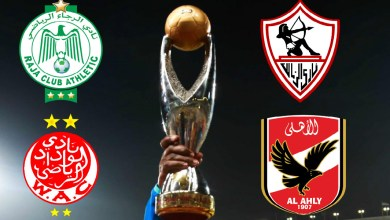 """صورة دوري أبطال إفريقيا.. """"الكاف"""" يفرض ضوابط صارمة بشأن مباريات إياب نصف النهائي"""