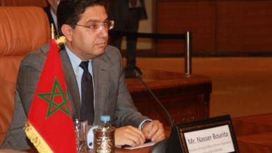 صورة المغرب أكد على الدوام أن التدخلات الخارجية تعقد الأزمة الليبية