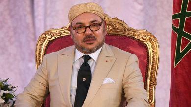 صورة الملك يبعث برقية تعزية إلى سلطان بروناي دار السلام
