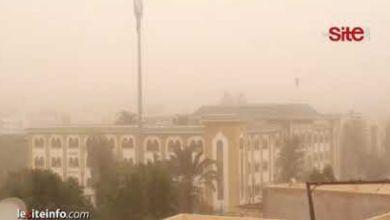 صورة سطات في هذه الأثناء.. رياح عاصفية وسماء ملبدة بالغيوم -فيديو
