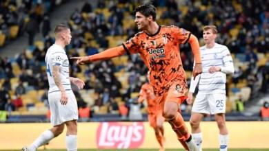 صورة موراتا يمنح يوفنتوس أول ثلاث نقاط في دوري الأبطال -فيديو