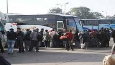 """صورة العشوائية تسيطر على نقل المسافرين بـ """"كازا"""""""