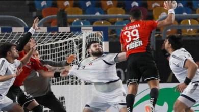 """صورة المنتخب المصري ينتصر على نظيره التشيلي في افتتاحية """"مونديال"""" كرة اليد"""