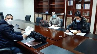 صورة خلاصات اجتماع ممثلي التنسيقية الوطنية لتقنيي وزارة الصحة مع مدير الموارد البشرية