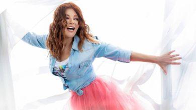 صورة سميرة سعيد تشوق جمهورها لألبومها الجديد -صورة