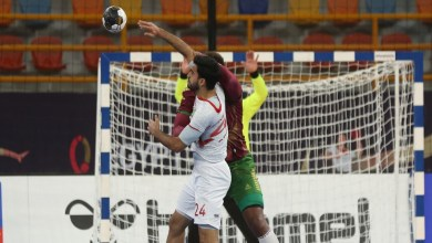 """صورة المنتخب المغربي يسقط أمام البرتغال بنتيجة """"قاسية"""" في مونديال كرة اليد"""