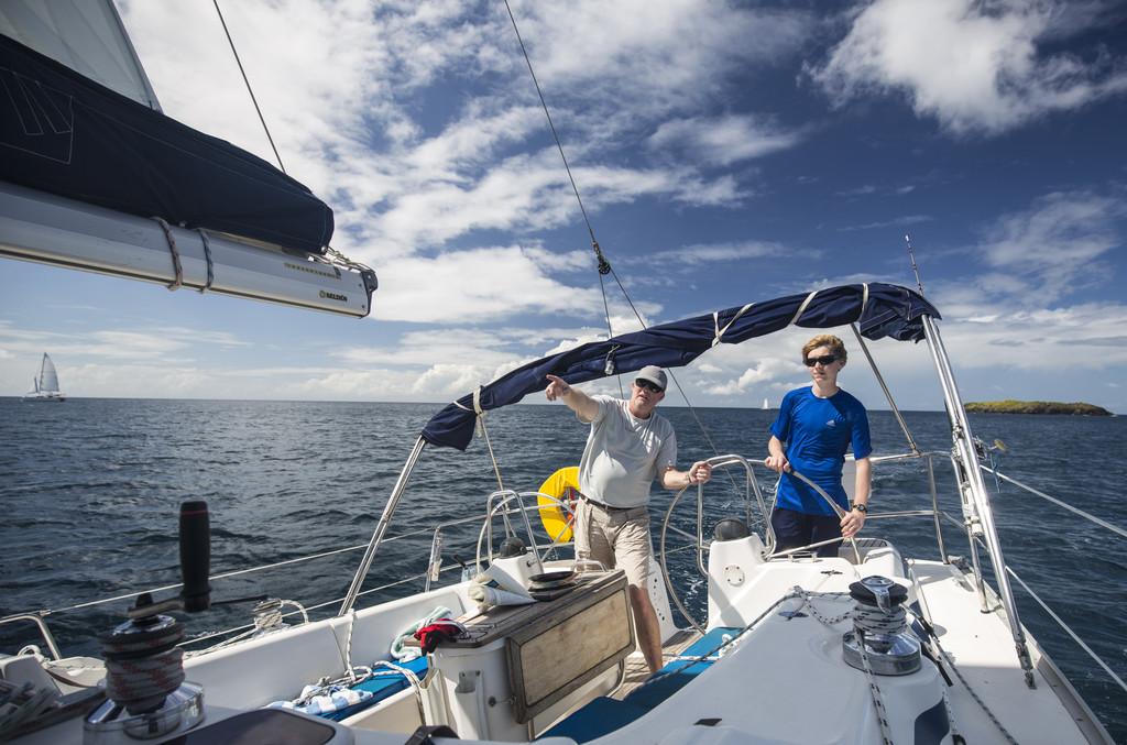 Learn To Sail Horizon Yacht Charters