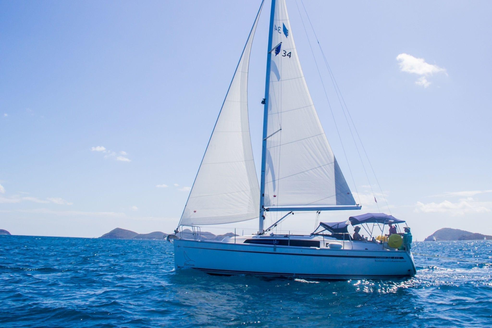 Bavaria 34 2017 Model Charter Yacht BVI