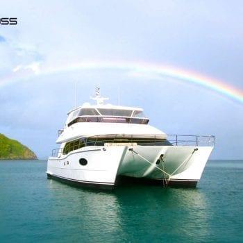 Horizon 60 Power Cat Sea Boss Horizon Yacht Charters