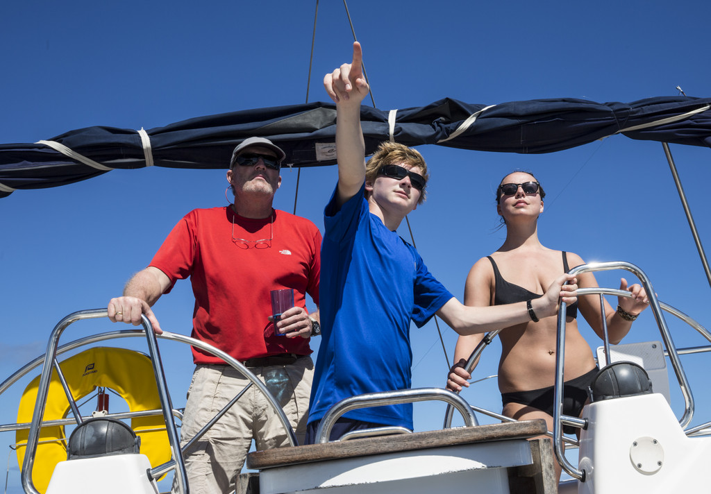 Basic Keelboat Sailing Standard ASA101 Horizon Yacht