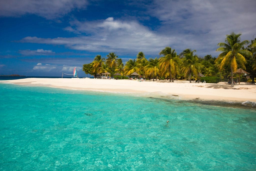 Discover Palm Island In The Grenadines With Horizon Yachts