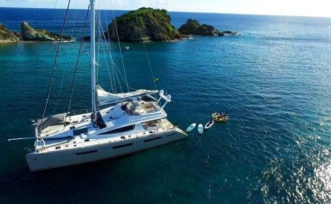 Crewed Charters Horizon BVI Luxury Crewed Yacht Charter