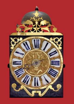 Comment Dater Une Horloge Comtoise : comment, dater, horloge, comtoise, Petite, Histoire, L'horloge, Comtoise