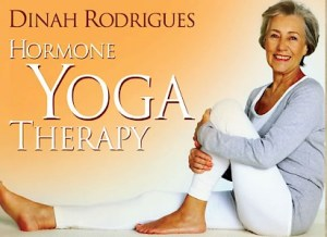 Picture of Dinah Rodrigues founder of hormone yoga therapy