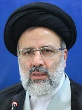 Candidate Ebrahim Raisi (Tasnim News Agency, CC 4.0)