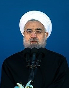 President Hassan Rouhani (Tasnim News Agency CC by 4.0)