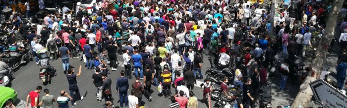 iran-protests-tehran-2