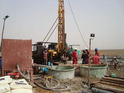 Eritrea - Colluli Potash Project Drilling Activity