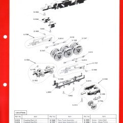 Train Horn Wiring Diagram Sony Car Stereo Speaker Hornby Railways Collector Guide - Service Sheet 131a