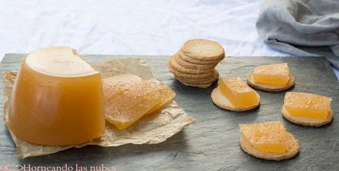 Membrillo de manzana-Dulce de manzana