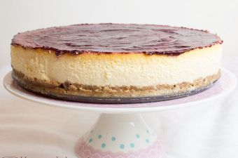 Tarta de queso / cheesecake