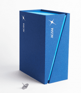 Upgrading the AGSM Blue Binder for the 21st century