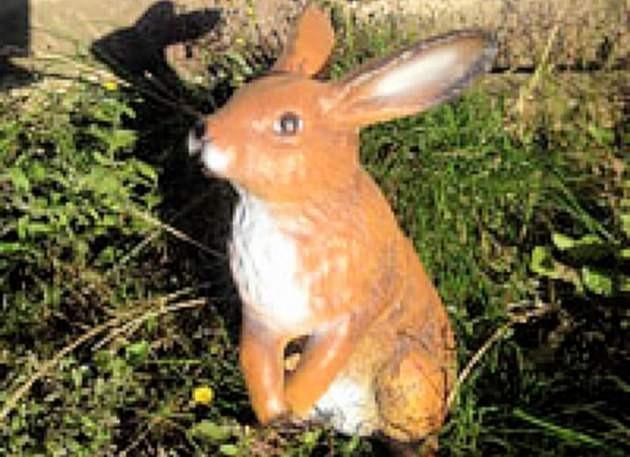 Life Size Model Rabbit