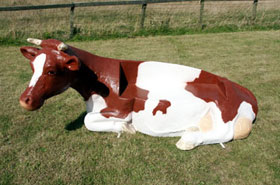 Bench Cow