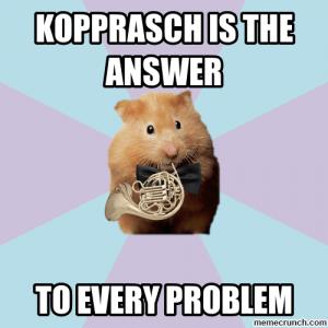 kopprasch