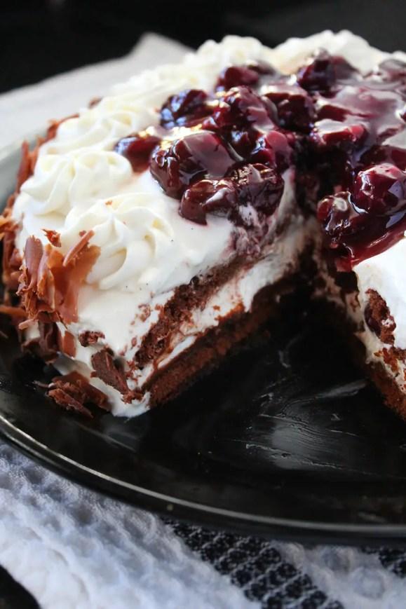 Cómo hacer pastel de la selva negra
