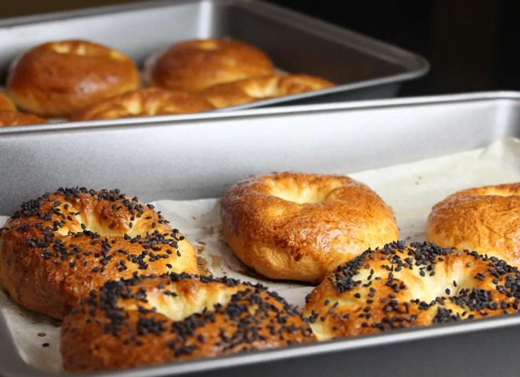 Bagels from scratch recipe