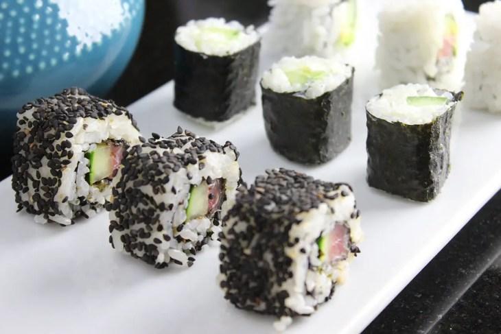 How to make sushi easily