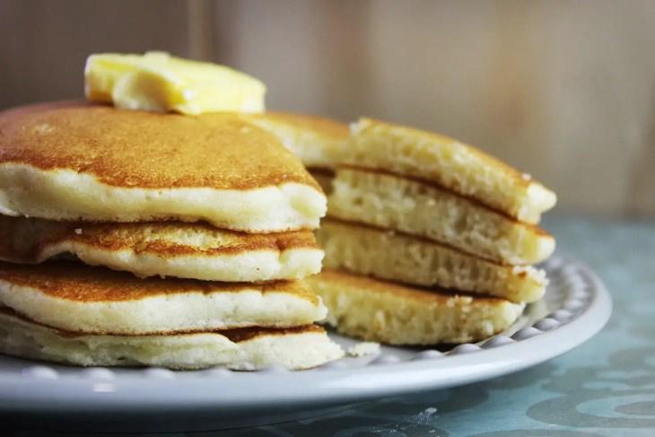 Pancakes clásicos receta
